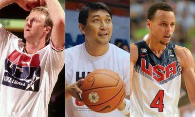 Tiebreaker Times Glen Rice believes Allan Caidic in line with Larry Bird, Steph Curry Basketball NBA Philippines News PBA  Steph Curry Larry Bird Glen Rice Allan Caidic