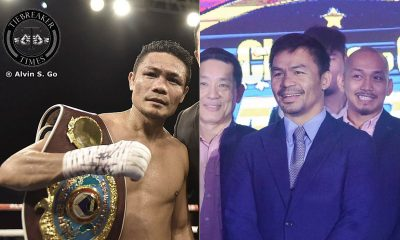 Tiebreaker Times MP Promotions willing to take in ALA boxers Boxing News  Sean Gibbons MP Promotions Milan Melindo Jonas Sultan Jason Pagara Donnie Nietes Coronavirus Pandemic Albert Pagara ALA Promotions