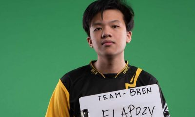 Tiebreaker Times FlapTzy looks back on long journey from streamer to BREN Esports ESports Mobile Legends News  MPL-PH Season 6 Francis Glindro Flaptzy BREN Esports