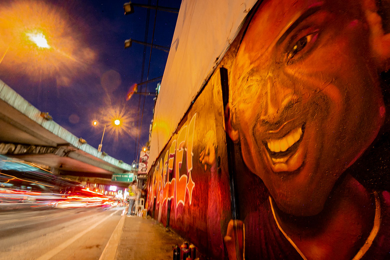Tiebreaker Times ARAL Cru, Nike PH pay tribute to Kobe Bryant through EDSA, Araneta murals Basketball Branded Content  Nike Philippines Kobe Bryant