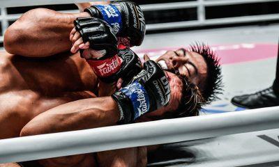 Tiebreaker Times Drex Zamboanga puts foe to sleep in sensational ONE debut Mixed Martial Arts News ONE Championship  Toughguys International ONE: A New Breed Drex Zamboanga Detchadin Sorsirisuphathin