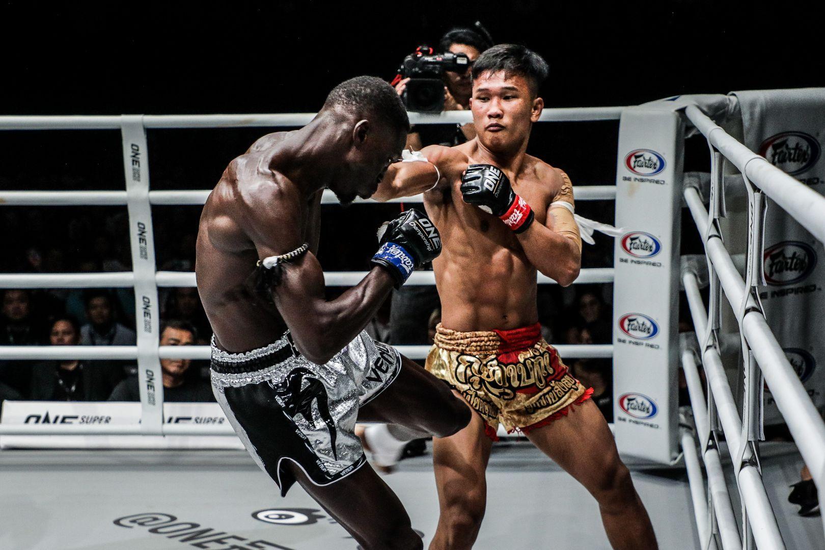 Tiebreaker Times Kulabdam targets KO in Clash with Sangmanee come ONE: No Surrender III Muay Thai News ONE Championship  Sangmanee Klong SuanPluResort ONE: No Surrender Kulabdam Sor. Jor. Piek Uthai