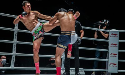 Tiebreaker Times Saemapetch outpoints Rodlek, moves to ONE Bantamweight Muay Thai Tourney Final Mixed Martial Arts Muay Thai News ONE Championship  Yodkaikaew Fairtex Sorgraw Petchyindee Academy Saemapetch Fairtex Rodlek PK.Saenchaimuaythaigym ONE: No Surrender Mehdi Zatout Akihiro Fujisawa
