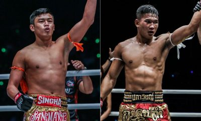 Tiebreaker Times Sangmanee, Kulabdam banner ONE: No Surrender III Muay Thai News ONE Championship  Sangmanee Klong SuanPluResort ONE: No Surrender Kulabdam Sor. Jor. Piek Uthai