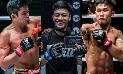 Tiebreaker Times Lito Adiwang breaks down Sangmanee vs Kulabdam Muay Thai News ONE Championship  Team Lakay Sangmanee Klong SuanPluResort ONE: No Surrender Lito Adiwang Kulabdam Sor. Jor. Piek Uthai