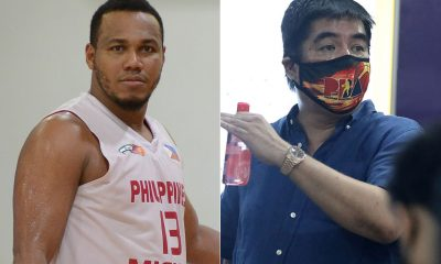 Tiebreaker Times Willie Miller helping out Willie Marcial with potential Subic bubble Basketball News PBA  Willie Miller Willie Marcial PBA Season 45 Coronavirus Pandemic
