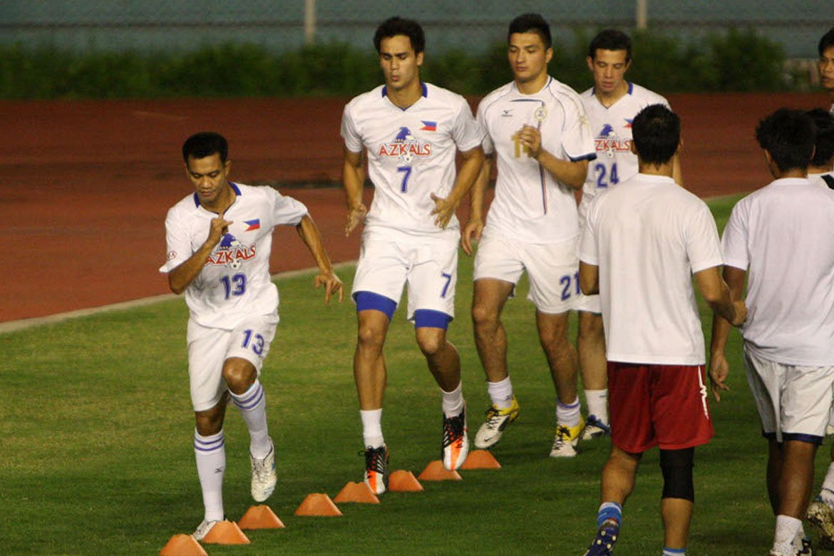Tiebreaker Times No Refs, No Socks: Chieffy Caligdong shares what football in Barotac is Football News  Chieffy Caligdong