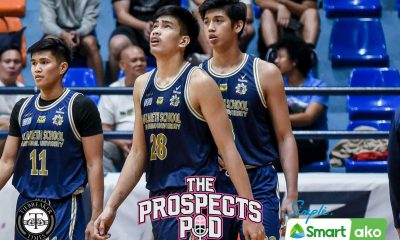 Tiebreaker Times Kevin Quiambao, Carl Tamayo will forever cherish brotherhood built in NU Basketball News NU UAAP  UAAP Season 82 Boys' Basketball UAAP Season 82 NU Boys Basketball Kevin Quiambao Carl Tamayo