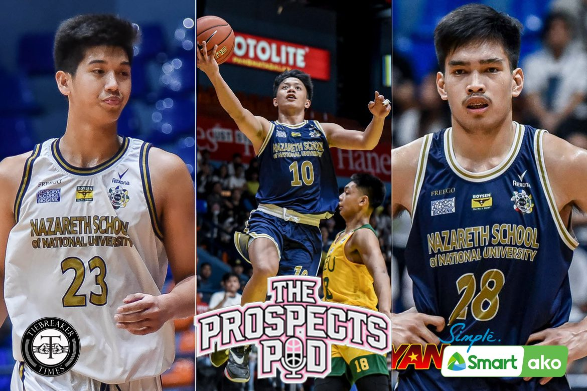 Tiebreaker Times UP's Tamayo-Abadiano, La Salle's Quiambao play tug-of-war for Fortea Basketball DLSU News NU UAAP UP  UP Men's Basketball UAAP Season 84 Men's bASKETBALL UAAP Season 84 Terrence Fortea NU Boys Basketball Kevin Quiambao Gerry Abadiano DLSU Men's Basketball Carl Tamayo