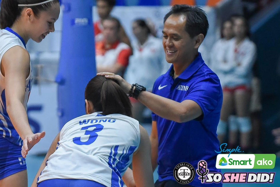 Tiebreaker Times Deanna Wong always knew that she will be part of Choco Mucho News PVL Volleyball  Oliver Almadro Deanna Wong 2020 PVL Season