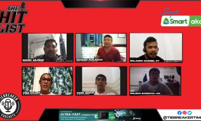 Tiebreaker Times Will we ever see a Filipino succeed in the Octagon? Ex-UFC Pinoy fighters weigh in Mixed Martial Arts News UFC  Team Lakay Roldan Sangcha-an Rolando Dy Onassis Parungao Mark Striegl Mark Munoz Mark Eddiva Dave Galera CJ De Tomas Alvin Aguilar