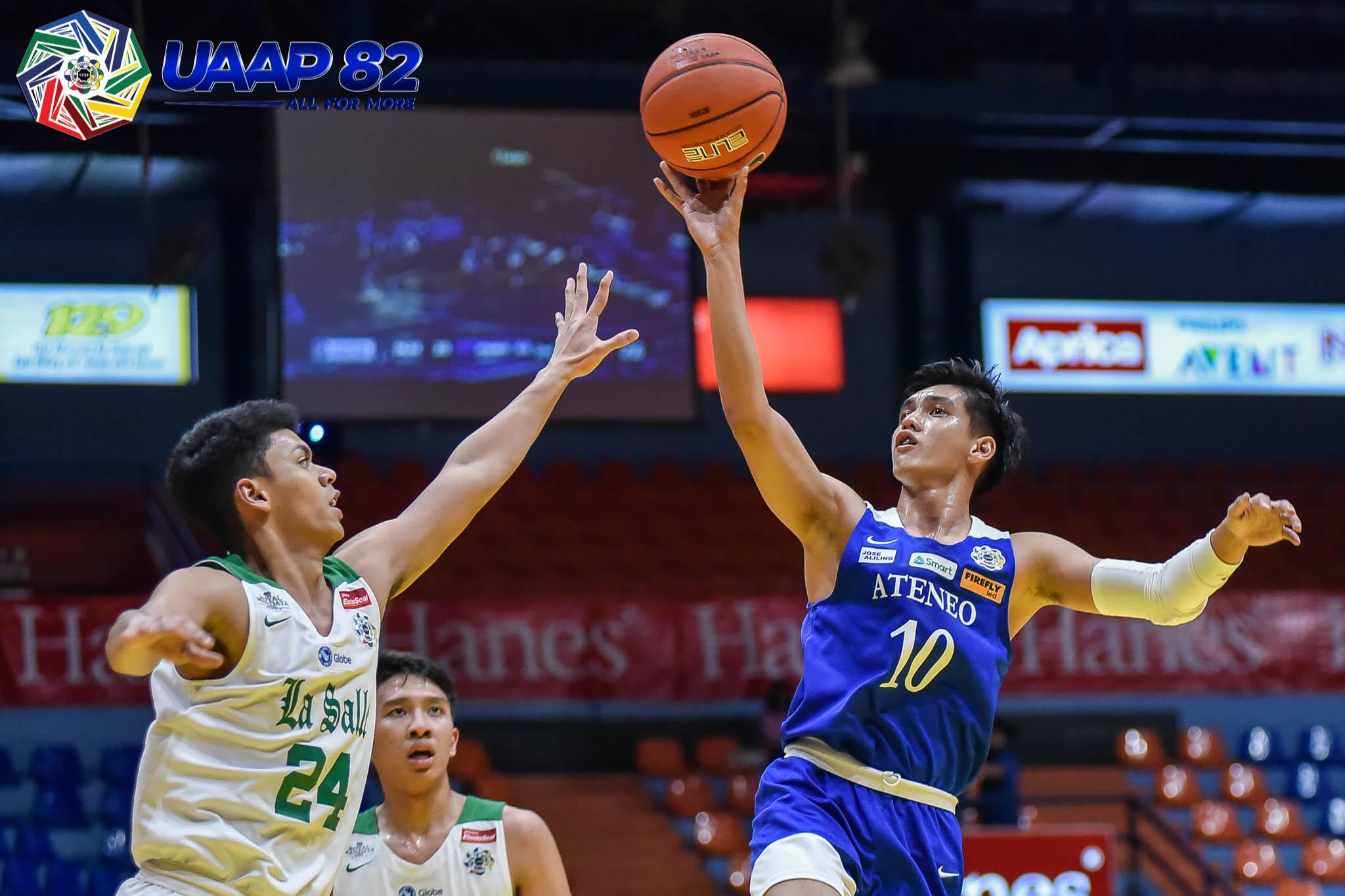 UAAP-82-Jrs-Basketball-ADMU-vs.-DLSZ-Padrigao-0422 Fortea, Figueroa, Estacio lead crack UAAP HS class of '21 ADMU Basketball FEU News NU UAAP UP UST  - philippine sports news