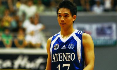 Tiebreaker Times Chris Tiu was Franz Pumaren's 'the one that got away' ADMU Basketball DLSU News UAAP  UAAP Season 66 Men's Basketball UAAP Season 66 Franz Pumaren DLSU Men's Basketball Chris Tiu Ateneo Men's Basketball
