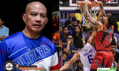 Tiebreaker Times Guiao prefers size for Gilas' next naturalized player, but: 'You just cannot be big' Basketball Gilas Pilipinas News  Yeng Guiao Gilas Pilipinas Men