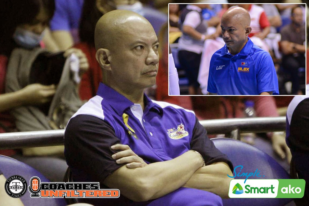 Tiebreaker Times Yeng Guiao thought he would retire with Rain or Shine Basketball News PBA  Yeng Guiao Rain or Shine Elasto Painters PBA Season 41 NLEX Road Warriors