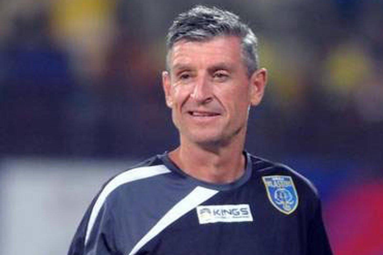 Tiebreaker Times UCFC finds new head coach in Trevor Morgan Football News PFL  United City FC Trevor Morgan Eric Gottschalk 2020 PFL Season
