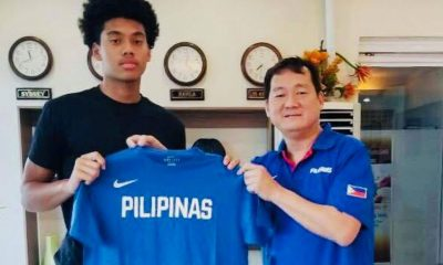 Tiebreaker Times Gilas Youth's Travis Roberts receives offer from Wichita State Basketball News  Wichita State Shockers Travis Roberts Southern Utah Thunderbirds Gilas Pilipinas Youth Bryant University Bulldogs