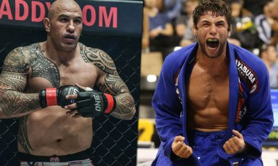Tiebreaker Times Brandon Vera excited for possible match-up vs Buchecha Mixed Martial Arts News ONE Championship  Marcus Almeida Brandon Vera