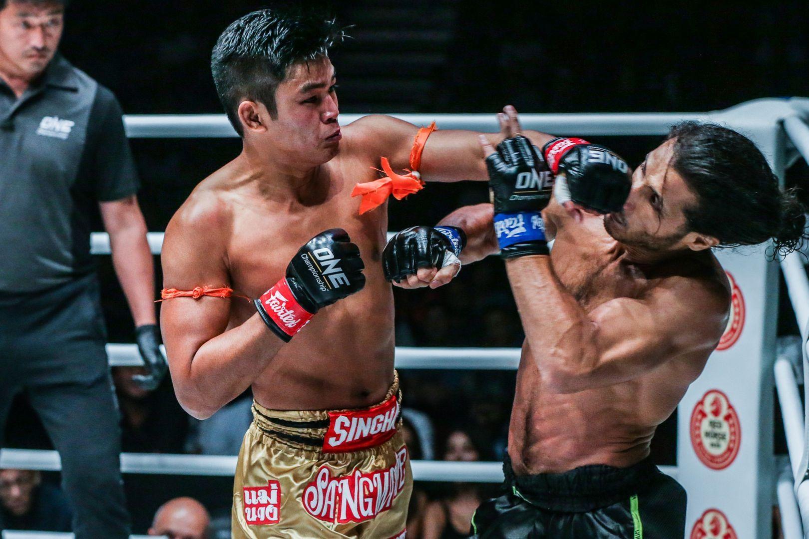 Tiebreaker Times Sangmanee targets finish in clash against Kulabdam Muay Thai News ONE Championship  Sangmanee Klong SuanPluResort ONE: No Surrender Kulabdam Sor. Jor. Piek Uthai
