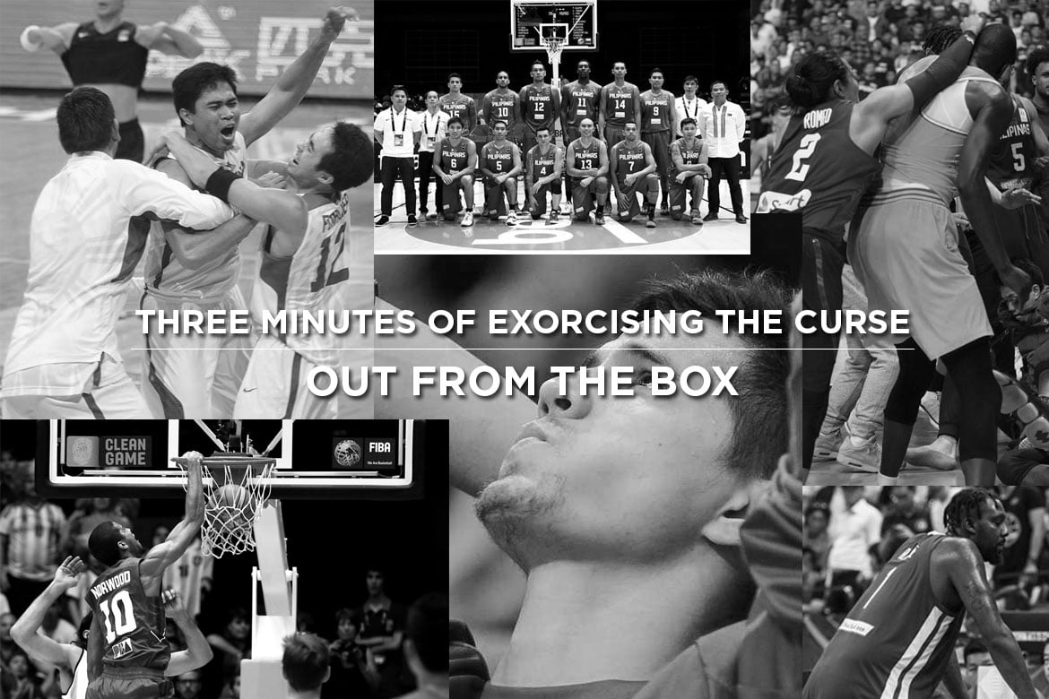 Tiebreaker Times Out From The Box: Three Minutes of Exorcising the Curse of Korea Bandwagon Wire Basketball Gilas Pilipinas  Gilas Pilipinas Men 2014 FIBA World Cup 2014 Asian Games 2013 FIBA Asia Cup