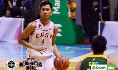 Tiebreaker Times Rey Suerte almost went directly to PBA, but FEU gave one-and-done idea Basketball FEU News UAAP UE  UE Men's Basketball UAAP Season 82 Men's Basketball UAAP Season 82 Rey Suerte FEU Men's Basketball