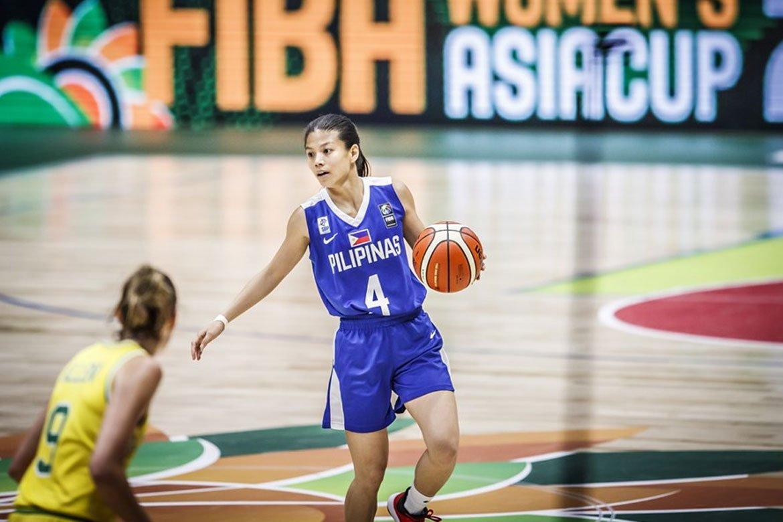 Tiebreaker Times Bea Daez-Fabros takes on new challenge as WNBL ambassador Basketball NBL News  Bea Daez 2020 WNBL Season