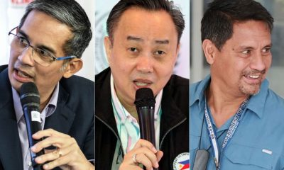 Tiebreaker Times Bambol Tolentino adds Al Panlilio, Richard Gomez to POC Elections ticket News POC/PSC  Richard Gomez Bambol Tolentino Al Panlilio 2020 POC Elections