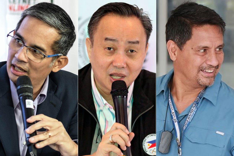 Tiebreaker Times Bambol Tolentino adds Al Panlilio, Richard Gomez to POC Elections ticket News POC/PSC  Richard Gomez Bambol Tolentino Al Panlilio 2020 POC Elections