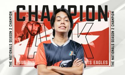 Tiebreaker Times AK exacts revenge on Maru, hailed as The Nationals' Tekken king ESports News Tekken  Vermillion The Nationals Season 2 Playbook Laus Esports Maru Happy Feet Emperors Doujin Coffee_Prinz Cignal Ultra Warriors BREN Esports AK