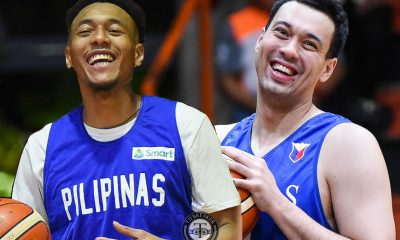 Tiebreaker Times Will Gilas call up Abueva, Slaughter for November window? 2021 FIBA Asia Cup Basketball Gilas Pilipinas News PBA  Tab Baldwin Greg Slaughter Gilas Pilipinas Men Calvin Abueva 2021 FIBA Asia Cup Qualifiers