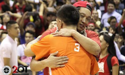 Tiebreaker Times Jayjay Helterbrand is Jimmy Alapag's greatest rival Basketball News PBA  Jimmy Alapag Jayjay Helterbrand
