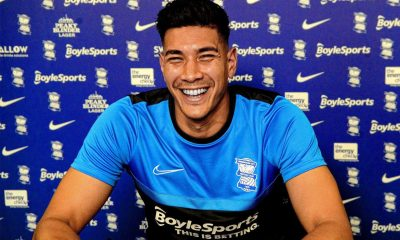 Tiebreaker Times Neil Etheridge shares roller-coaster ride from Cardiff to Birmingham Football News  Neil Etheridge Birmingham City 2020-21 EFL Championship