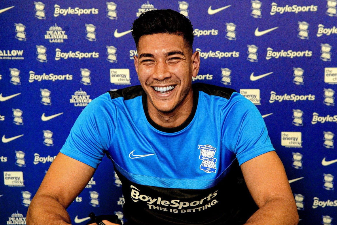 Birmingham-City-Neil-Etheridge 2020 was the year of the Overseas Filipino Athlete 2020 Tokyo Olympics Bandwagon Wire Basketball Football Golf Volleyball  - philippine sports news