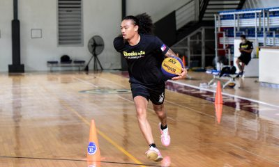 Tiebreaker Times With Mo and CJ in PBA, Munzon looks to strengthen bond with Pasaol in Chooks 3x3 3x3 Basketball Chooks-to-Go Pilipinas 3x3 News  Zamboanga-Family Brand Sardines Joshua Munzon 2020 Chooks-to-Go Pilipinas 3x3 Season