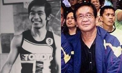 Tiebreaker Times Olympian Orly Bauzon, 75, passes away Basketball Gilas Pilipinas News  Toyota Tamaraws Orlando Bauzon Meralco Bolts