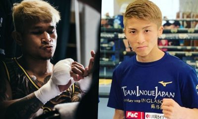 Tiebreaker Times John Riel Casimero will not wait for 'Japanese turtle' Inoue Boxing News  Sean Gibbons Philippine Sportswriters Association Forum Naoya Inoue MP Promotions John Riel Casimero