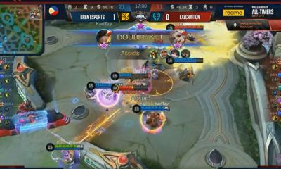 Tiebreaker Times KarlTzy orchestrates BREN Esports romp of Execration in MPL ESports Mobile Legends News  S4gitnu Ribo Omega PH MPL-PH Season 6 Lusty KarlTzy Hate execration E2MAX Cignal Ultra BREN Esports BNK Blufire Aura PH