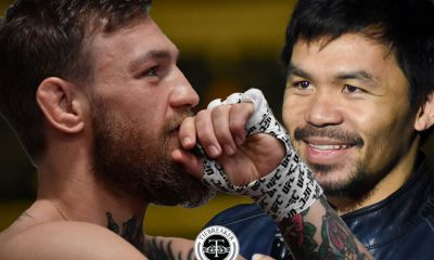 Tiebreaker Times Pacquiao-McGregor to take place in 2021, says Manny's aide Boxing News  Paradign Sports Management Manny Pacquiao Coronavirus Pandemic Conor McGregor
