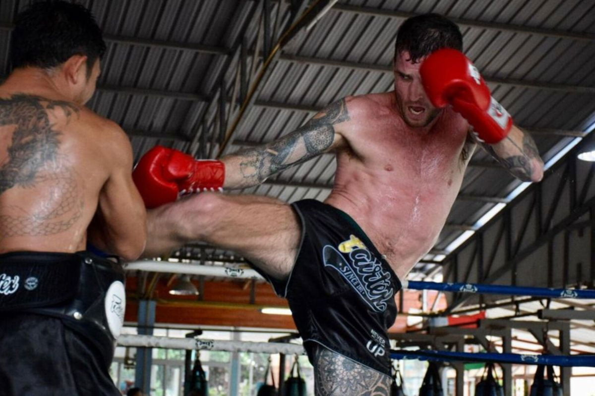 Tiebreaker Times Sean Clancy plans to push Pongsiri to the limit come ONE: A New Breed Muay Thai News ONE Championship  Sean Clancy ONE: A New Breed