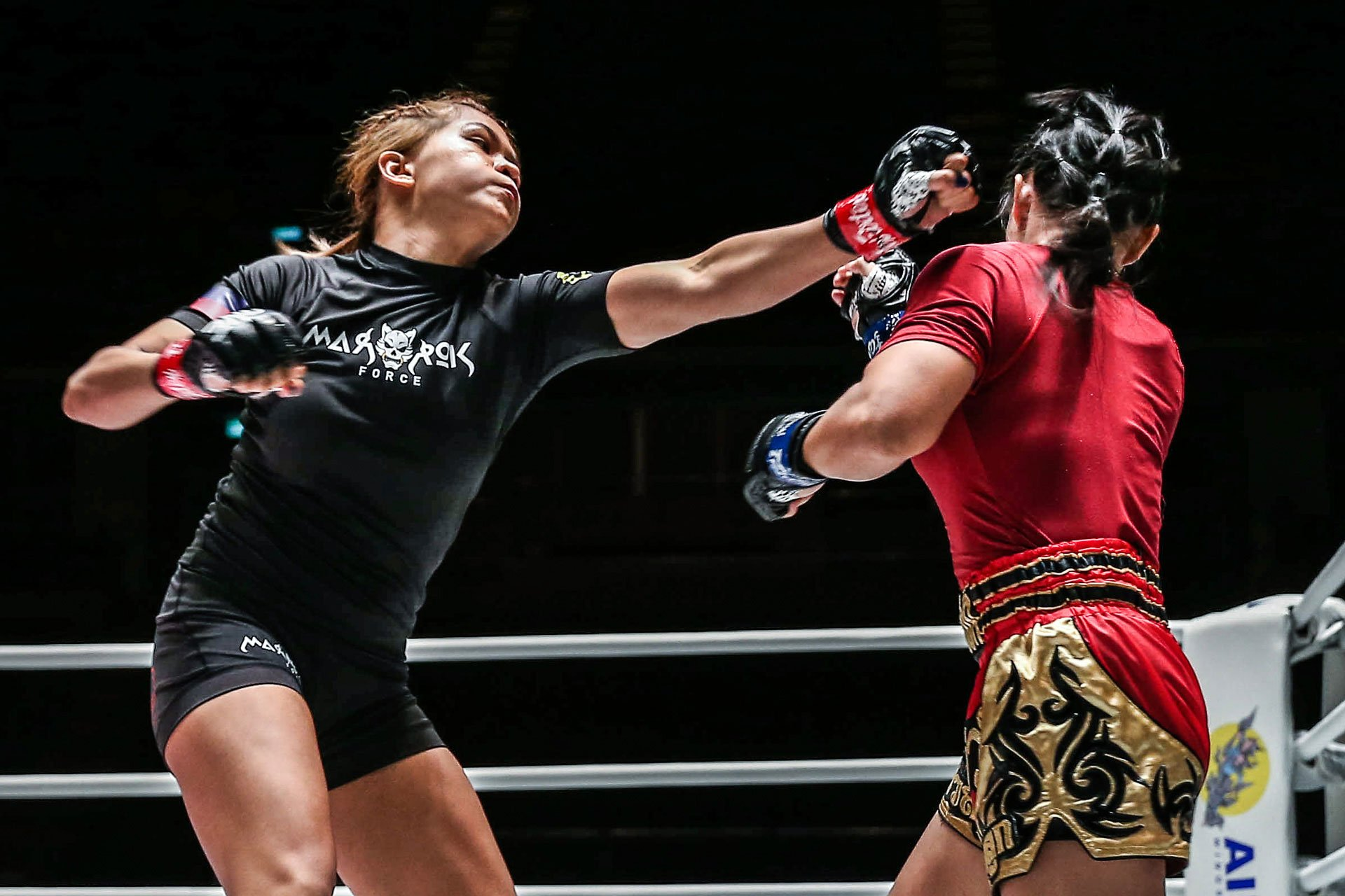 Tiebreaker Times Denice Zamboanga declares after ONE: A New Breed: 'I am only getting started' Mixed Martial Arts News ONE Championship  ONE: A New Breed Denice Zamboanga