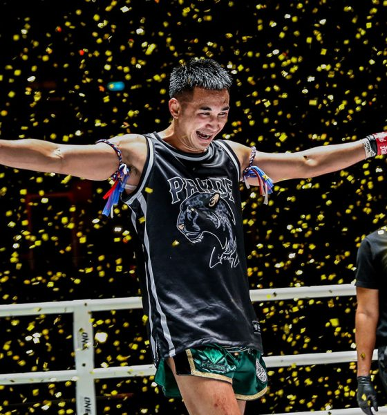 Tiebreaker Times Petchmorakot continues reign as ONE's featherweight king Kickboxing Muay Thai News ONE Championship  Petchtanong Petchfergus Petchmorakot Petchyindee Academy ONE: A New Breed Magnus Andersson Capitan Petchyindee Academy