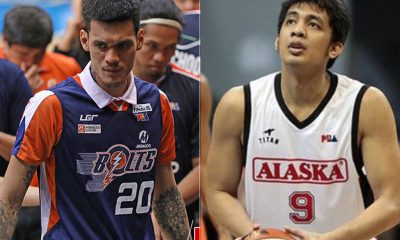 Tiebreaker Times Almazan in, Baclao out in Meralco's PBA bubble roster Basketball News PBA  Raymond Almazan PBA Season 45 Norman Black Meralco Bolts Coronavirus Pandemic
