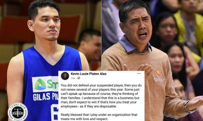 Tiebreaker Times Kevin Alas blasts Phoenix management Basketball News PBA  Phoenix Fuel Masters PBA Season 45 NLEX Road Warriors Louie Alas Kevin Alas