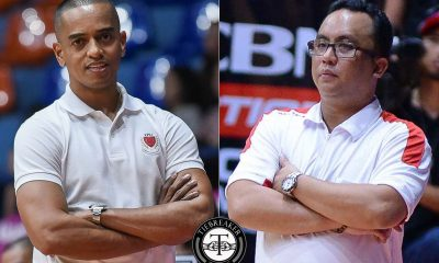 Tiebreaker Times Topex Robinson on getting Jamike Jarin to Phoenix: 'I hated him' Basketball News PBA  Topex Robinson Phoenix Fuel Masters PBA Season 45 Jamike Jarin