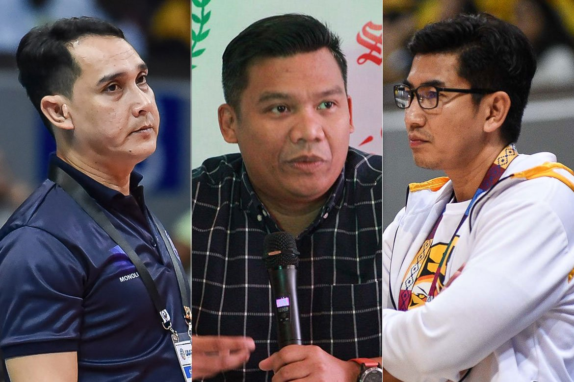 Tiebreaker Times PSC mum on UST investigation, lauds NU for cooperating Basketball News NU UAAP UST Volleyball  UST Men's Basketball UAAP Season 83 Women's Volleyball UAAP Season 83 Men's Basketball UAAP Season 83 Philippine Sports Commission Otie Camangian NU Women's Volleyball Marc Velasco Coronavirus Pandemic Atty. Melvin Verzosa Atty. Elgin Perez