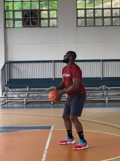 UAAP-83-Cavite-UP-Bright-Akhuetie Did UP break protocol during Akhuetie's 'shootaround' in Cavite? Coach Bo says no Basketball News UAAP UP  - philippine sports news