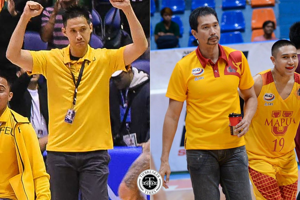Tiebreaker Times Ed Cordero, Gilbert Lao apply for UST Growling Tigers head coach job Basketball News UAAP UST  UST Men's Basketball UAAP Season 83 Men's Basketball UAAP Season 83 Gilbert Lao Ed Cordero