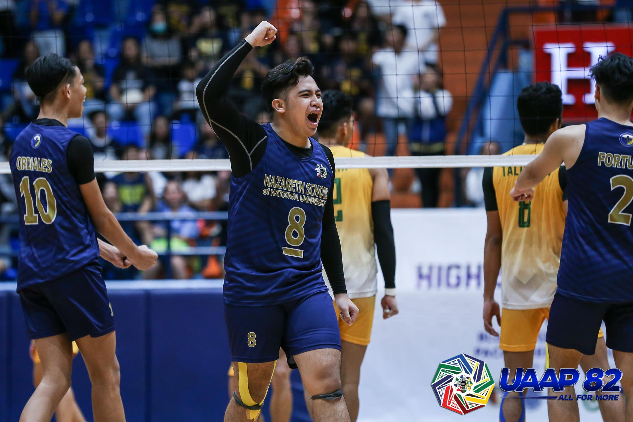Tiebreaker Times Two-time UAAP Boys' Best Setter Poquita goes to La Salle DLSU News NU UAAP Volleyball  UAAP Season 83 Men's Volleyball UAAP Season 83 NU Boys Volleyball DLSU Men's Volleyball Diogenes Poquita