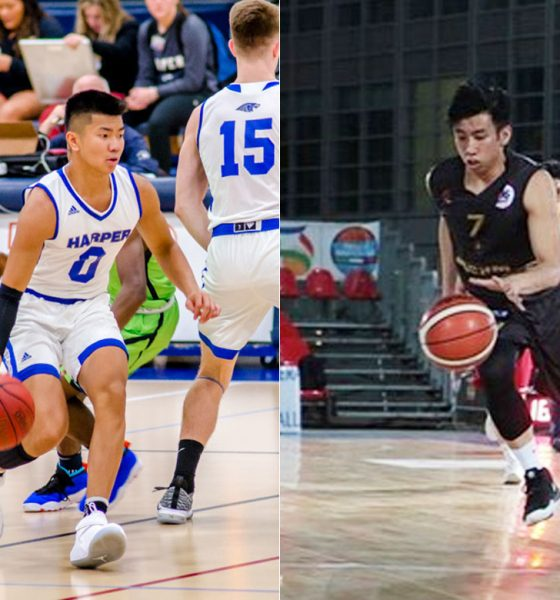 Tiebreaker Times Franz Pumaren recruits two Fil-for gunners for Adamson AdU Basketball News UAAP  UAAP Season 83 Men's Basketball UAAP Season 83 RS Delos Reyes Franz Pumaren Adrian Punzalan Adamson Men's Basketball