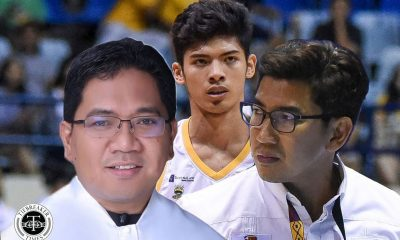 Tiebreaker Times UST Growling Tigers held 3x3 sessions, farming seminars in Bicol bubble, says Varsi report Basketball News UAAP UST  UST Men's Basketball UAAP Season 83 Men's Basketball UAAP Season 83 Fr. Jannel Abogado OP Coronavirus Pandemic Aldin Ayo